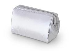 Сумка-холодильник (термосумка) для косметики Cosmetic Bag Silver, 3.5L 468499