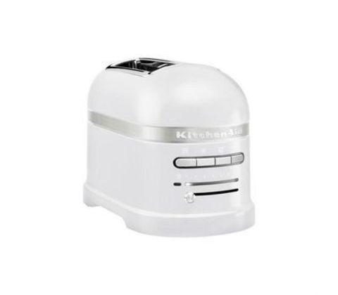 Тостер на 2 хлебца KitchenAid Artisan (Морозный жемчуг) 5KMT2204EFP
