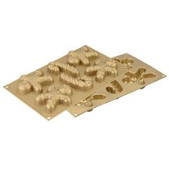 Форма для приготовления пирожных Ginderbread Man силиконовая Silikomart 26.106.63.0065