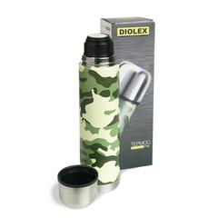 Термос 500мл Diolex DX-500-3 (Милитари)
