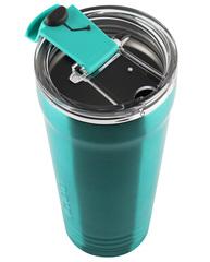 Термокружка Igloo Logan 22 Aqua (0,650 литра) голубая 170375