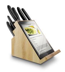 Набор Victorinox кухонный, 12 предметов, вращающаяся подставка 6.7163.12