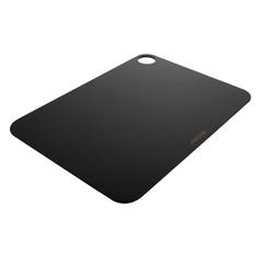 Доска разделочная с желобом, цвет черный, 38х28 см ARCOS Accessories арт. 692210