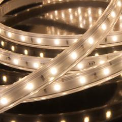 Светодиодная лента LS010 220V 9,6W 60Led 2835 IP65, белый 4200К Elektrostandard