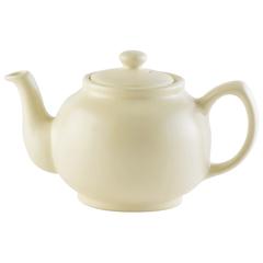 Чайник заварочный Matt Glaze 1,1 л кремовый P&K P_0056.735