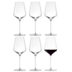 Набор из 6 бокалов для вина Bordeaux 675мл Stolzle STARLight