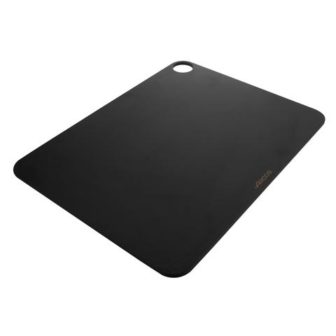Доска разделочная с желобом, цвет черный, 45х33 см ARCOS Accessories арт. 692310
