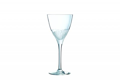 Набор из 6 бокалов для вина 210мл Cristal d'Arques Intuition L6726