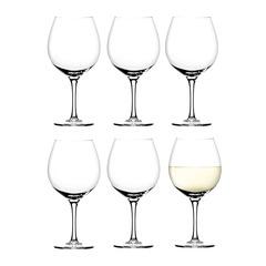 Набор из 6 бокалов для вина 740мл Stolzle UniversalFlare