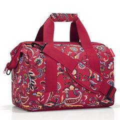 Сумка Allrounder M paisley ruby Reisenthel MS3067