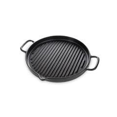 Сковорода гриль чугунная с эмалированным покрытием  31х26 см CHASSEUR арт. 33710