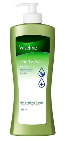 Лосьон для рук и ногтей Vaseline 450мл 862438