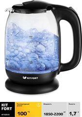 Чайник 1,7л Kitfort КТ-625-6