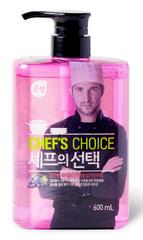 Средство для мытья посуды с винным уксусом 600мл Soonsaem Выбор ШЕФ-ПОВАРА 266014