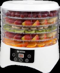 Сушилка для овощей и фруктов VITEK  VT-5050(W)