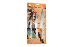 Набор из 3 ножей Samura HARAKIRI SHR-0220W/Y