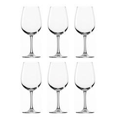 Набор из 6 бокалов для вина Bordeaux 650мл Stolzle UniversalFlare
