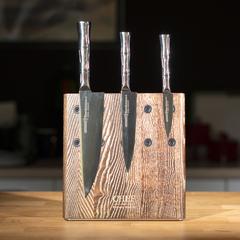 Комплект из 3 ножей Samura BAMBOO и подставки