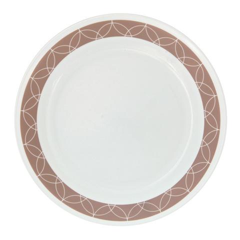 Тарелка закусочная 22 см Corelle Sand Sketch 1119349