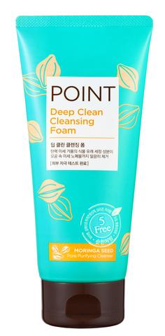 Пенка для умывания POINT Глубокое очищение 175г (для всех типов кожи) 984000