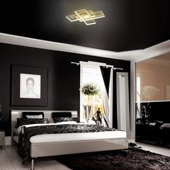 Потолочный светодиодный светильник Eurosvet Direct 90177/3 сатин-никель