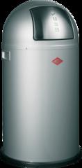 Ведро для мусора с заслонкой 50л Wesco Pushboy 175831-03