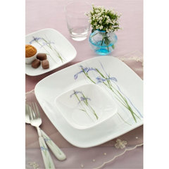 Тарелка закусочная 22 см Corelle Shadow Iris 1085642