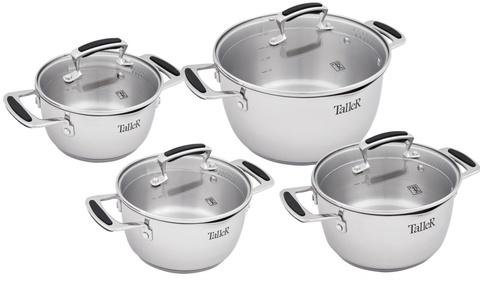 Набор посуды 9 предметов Taller Льюис TR-1071