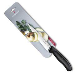 Нож Victorinox универсальный 15 см, черный в блистере* 6.8003.15B