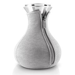 Чайник заварочный Tea maker в неопреновом текстурном чехле 1 л светло-серый Eva Solo 567488