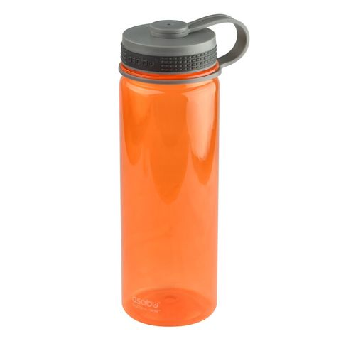 Бутылка спортивная Asobu Pinnacle (0,72) оранжевая