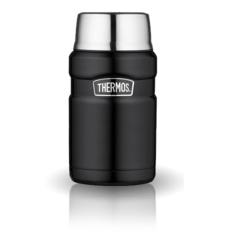 Термос для еды Thermos King SK3020 черный (0,7 литра) 918093