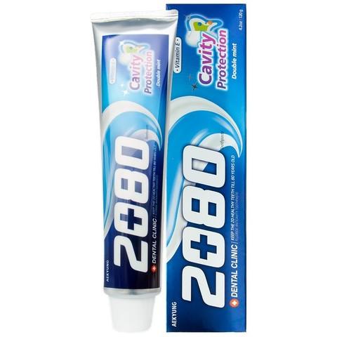 Зубная паста Dental Clinic 2080 НАТУРАЛЬНАЯ МЯТА 120г 846087
