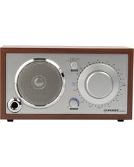 Радиоприемник FIRST FA-1907 Silver/wood