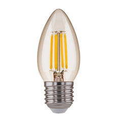 Светодиодная лампа Свеча CD F 7W 4200K E27 Elektrostandard