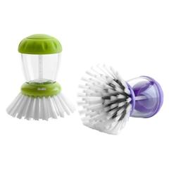 Щетка для мытья посуды с емкостью для моющего средства IBILI Eco арт. 735800