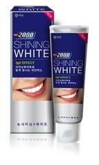 Зубная паста Dental Clinic 2080 СИЯЮЩАЯ БЕЛИЗНА 100г (отбеливающая) 895184
