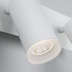 Настенный светодиодный светильник с поворотными плафонами Eurosvet Holly 20067/3 LED белый