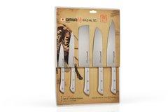 5 ножей Samura HARAKIRI SHR-0250W/K