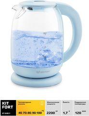 Чайник 1,7л Kitfort КТ-640-1