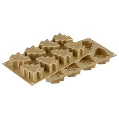 Форма для приготовления пирожных Pino силиконовая Silikomart 26.108.63.0065