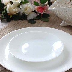 Тарелка закусочная 22 см Corelle Winter Frost White 6003880