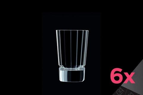 Набор из 6 стопок 60мл Cristal d'Arques Macassar L6591
