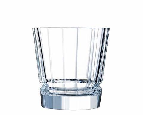 Набор из 6 низких стаканов 380мл Cristal d'Arques Macassar L8162