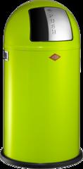 Ведро для мусора с заслонкой 50л Wesco Pushboy 175831-20
