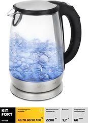 Чайник 1,7л Kitfort КТ-628