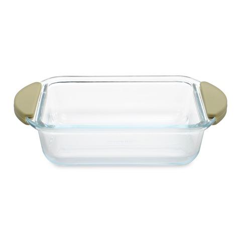 Блюдо для запекания стеклянное маленькое (21,5*15*5,5см 0,7л) BergHOFF 8500054*