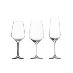Набор подарочный из 18 фужеров (6 для белого 356 мл, 6 для красного 497 мл, 6 для игристого вина 283 мл). Taste SCHOTT ZWIESEL арт. 121868