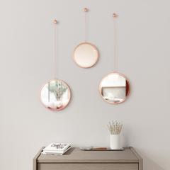 Зеркала декоративные Dima круглые медь Umbra 1013877-880