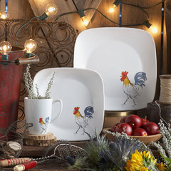 Тарелка закусочная 23 см Corelle Country Dawn 1119412